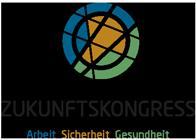 Zukunftskongress Arbeit Sicherheit Gesundheit Freiburg Logo